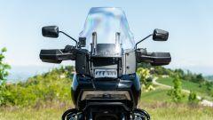 Harley Davidson Pan-America 1250 Special, dettaglio del frontale