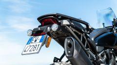 Harley Davidson Pan-America 1250 Special, dettaglio delle luci posteriori