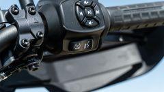 Harley Davidson Pan-America 1250 Special, i tasti per multimedia e comandi vocali