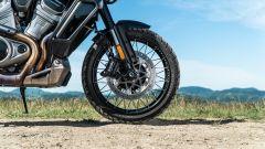 Harley Davidson Pan-America 1250 Special, le ruote a raggi tubeless sono optional