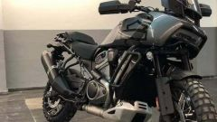 Harley-Davidson: la Pan America è già in Europa. Foto e rumors - Immagine: 1