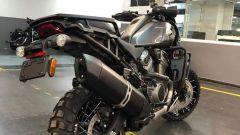 Harley-Davidson: la Pan America è già in Europa. Foto e rumors - Immagine: 5