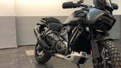 Harley-Davidson: la Pan America è già in Europa. Foto e rumors - Immagine: 6