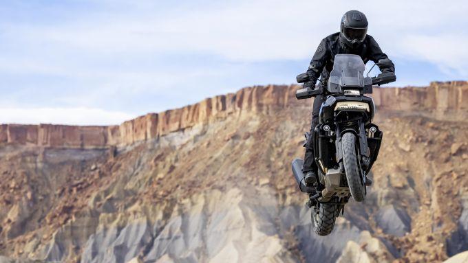 Harley-Davidson Pan America 2021 in evoluzione