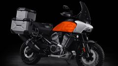 Harley-Davidson Pan America 2021: la maxienduro con le valigie