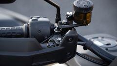 Harley-Davidson Pan America, dettaglio della pompa freno