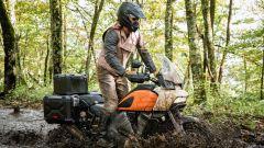 Harley-Davidson Pan America guidata da Jason Momoa