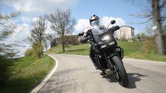 Harley-Davidson Pan America, la prova