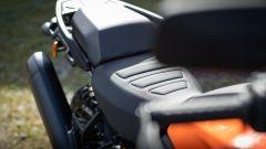 Harley-Davidson Pan America, la sella è comodissima