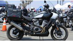Harley-Davidson Pan America: negli USA diventa moto per la polizia