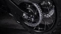 Harley-Davidson Pan America: particolare della trasmissione
