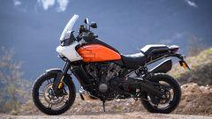 Harley-Davidson Pan America, vista laterale