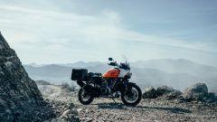 Harley-Davidson Pan America: visuale di 3/4 anteriore