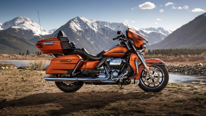 Harley-Davidson presenta lo Screamin' Eagle Milwaukee Eight 131
