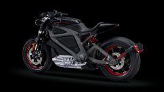 Harley Davidson Progetto LiveWire (2)