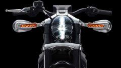 Harley-Davidson Project Livewire, faro anteriore