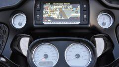 Harley-Davidson Road Glide Special, il navigatore satellitare