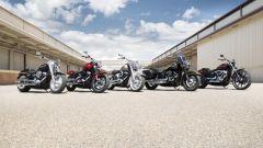 Harley-Davidson: in arrivo nel 2018 la rivoluzione delle Softail