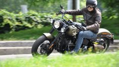 Harley-Davidson Softail Slim S con motore Screamin' Eagle 110B
