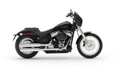 Harley-Davidson Softail Standard 2020 con il pacchetto Coastal Package