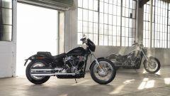 Harley-Davidson Softail Standard 2020 nella versione standard e con gli optional ufficiali della casa
