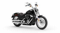 Harley-Davidson Softail Standard 2020: vista 3/4 anteriore destra