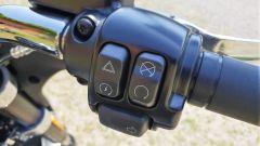 Harley Davidson Sport Glide: blocchetto elettrico destro