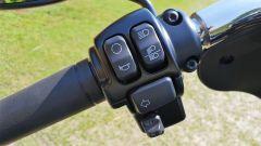 Harley Davidson Sport Glide: blocchetto elettrico sinistro
