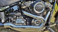 Harley Davidson Sport Glide: il motore