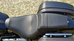 Harley Davidson Sport Glide: la sella