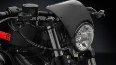 Harley-Davidson Sportster Forty Eight: la versione con Accessory Line Rizoma. Cupolino