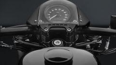 Harley-Davidson Sportster Forty Eight: la versione con Accessory Line Rizoma. Dettaglio cupolino