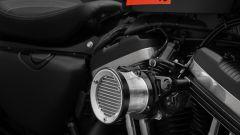 Harley-Davidson Sportster Forty Eight: la versione con Accessory Line Rizoma. filtro