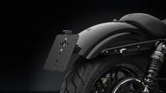 Harley-Davidson Sportster Forty Eight: la versione con Accessory Line Rizoma. Porta targa