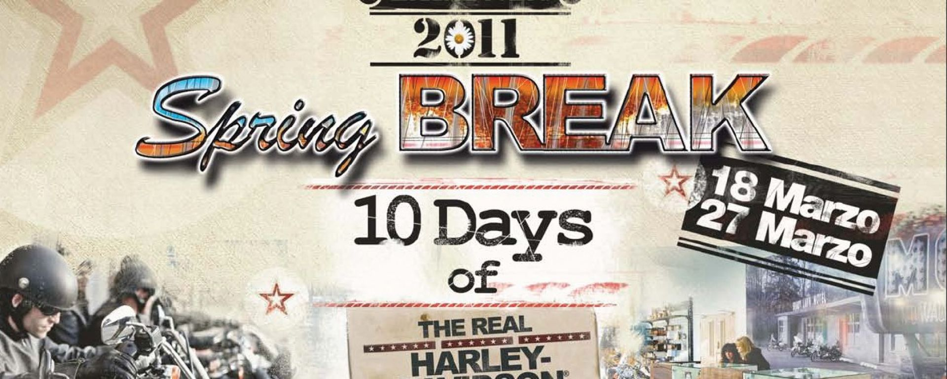 Harley-Davidson: Spring Break 2011