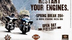 Harley-Davidson Spring Break 2014 - Immagine: 1