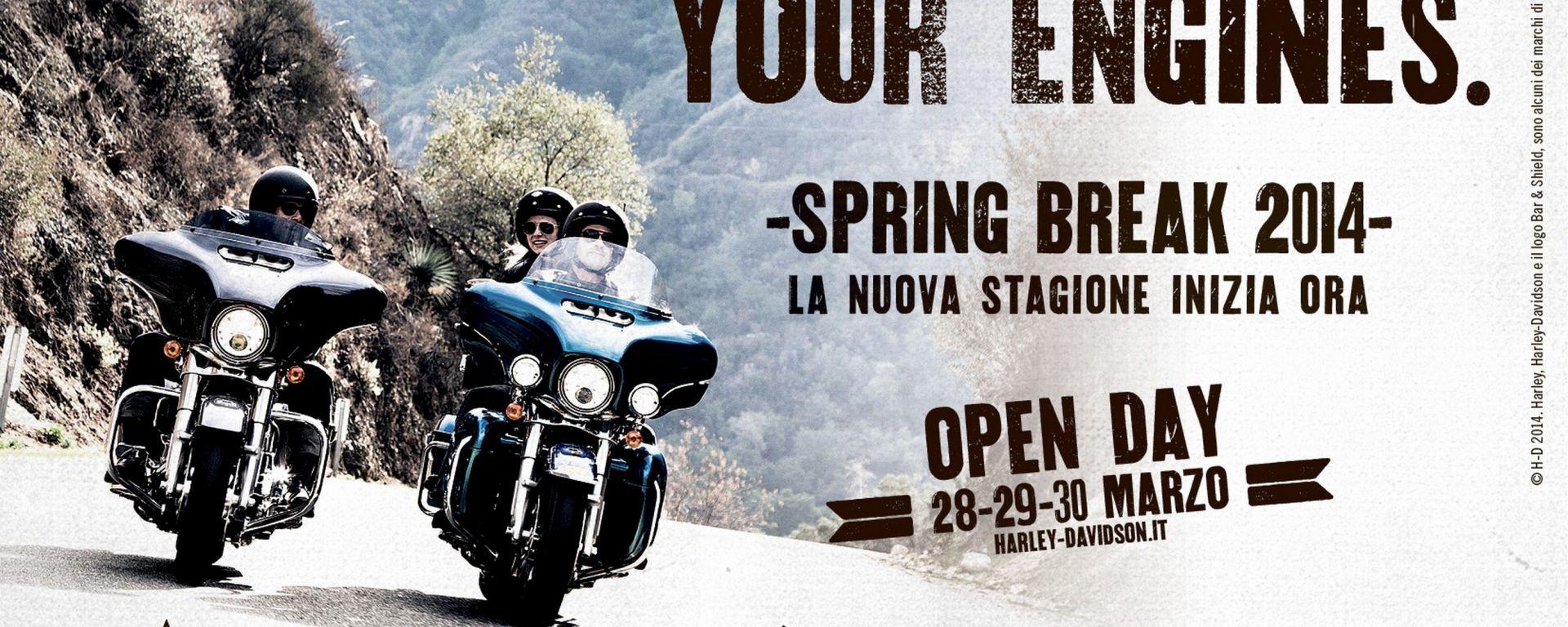 Harley-Davidson Spring Break 2014