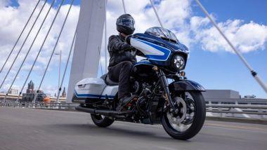 Harley-Davidson Street Glide Special Arctic Blast Limited Edition 2021