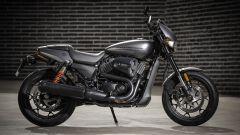 Harley-Davidson Street Rod 750, Charcoal Denim