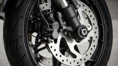 Harley-Davidson Street Rod 750, disco freno anteriore