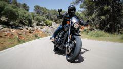 Harley-Davidson Street Rod 750, nei dintorni di Malaga
