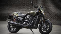 Harley-Davidson Street Rod 750, Olive Gold