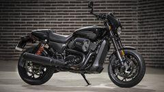 Harley-Davidson Street Rod 750, Vivid Black