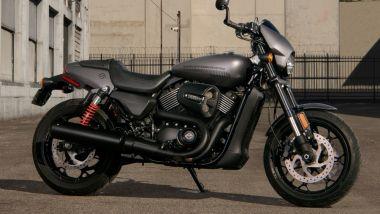 Harley-Davidson Street Rod, la entry level di casa