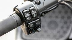 Harley Davidson Touring: il blocchetto sinistro
