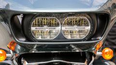 Harley Davidson Touring: il doppio faro a LED della Ultra Limited