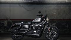 Harley Davidson, tre brevetti per tre nuovi modelli