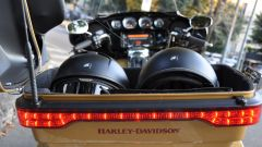 Harley-Davidson Ultra Limited 2017, bauletto aperto