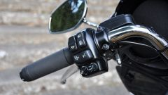 Harley-Davidson Ultra Limited 2017, blocchetto sinistro