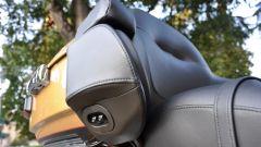 Harley-Davidson Ultra Limited 2017, comandi altoparlanti posteriori